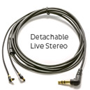 Live Stereo Cable