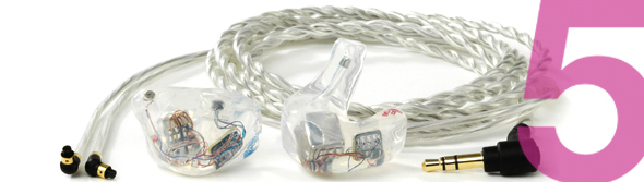 Emotion Live! In-ear Monitor system